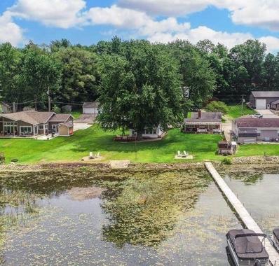 1041 Chapman Lake, Warsaw, IN 46580 - #: 202129064