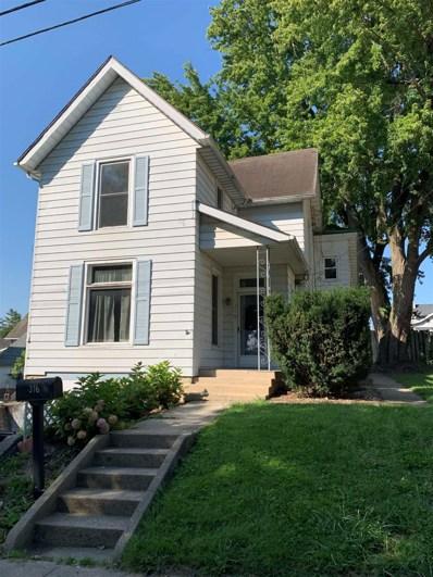 316 Oak, Huntington, IN 46750 - #: 202132389