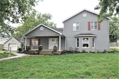 1615 S Helfrich, Evansville, IN 47712 - #: 202132663