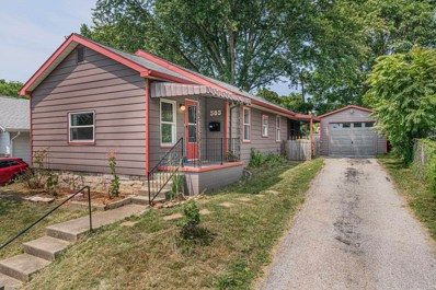 505 E Southern, Bloomington, IN 47401 - #: 202133443