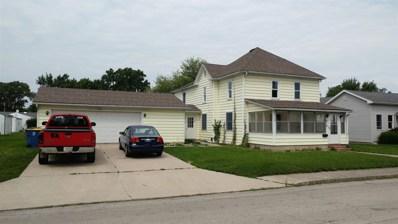 814 S Oak, Bluffton, IN 46714 - #: 202133666