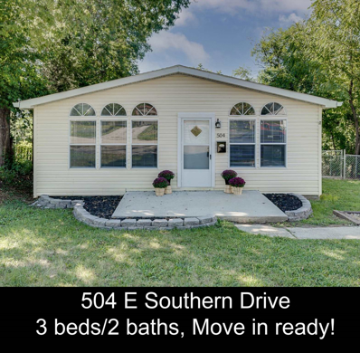 504 E Southern, Bloomington, IN 47401 - #: 202137581