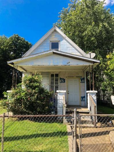 1505 W Louisiana, Evansville, IN 47710 - #: 202138270