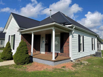476 N 9th, Mitchell, IN 47446 - #: 202141957