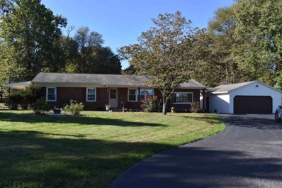 2833 E Old Degonia, Boonville, IN 47601 - #: 202143967