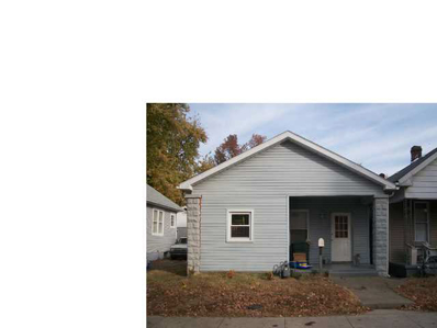 1502 Illinois St, Evansville, IN 47710 - #: 814830