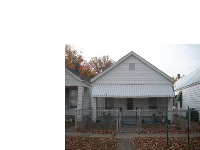 1245 Illinois St, Evansville, IN 44710 - #: 814835