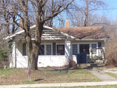 916 S Locust Street, Greencastle, IN 46135 - #: 21393700