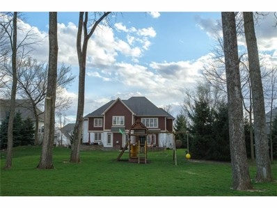 10901 Giselle Way, Fishers, IN 46040 - #: 21407733