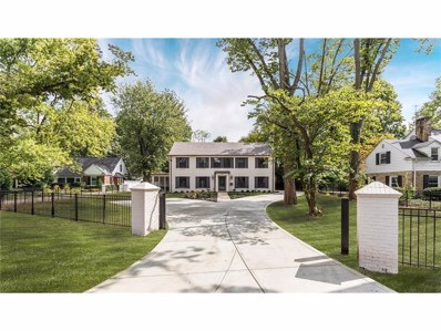 323 Westfield Boulevard, Indianapolis, IN 46220 - #: 21432882
