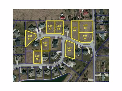 7557 Brownstone Court, Greenfield, IN 46140 - #: 21434644