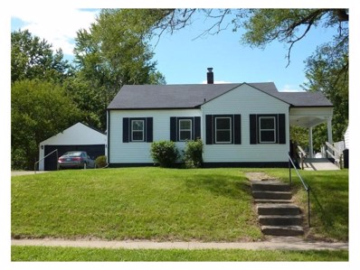 1917 Drexel Drive, Anderson, IN 46011 - #: 21439935