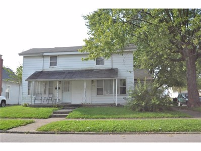 623 W Fifth Street, Greenfield, IN 46140 - MLS#: 21444559
