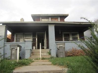 1835 N Rural Street, Indianapolis, IN 46218 - #: 21452947