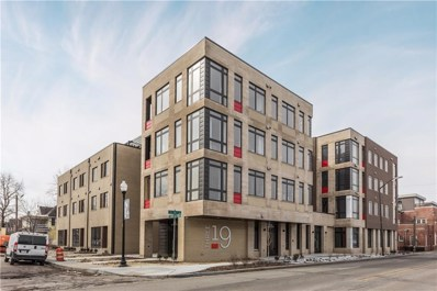 319 E 16th Street UNIT 306, Indianapolis, IN 46202 - #: 21465897