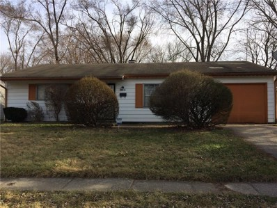 8819 Elmonte Drive, Indianapolis, IN 46226 - #: 21467687