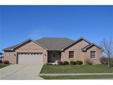3806 Mansfield, Brownsburg, IN 46112 - #: 21470706