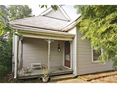 53 E Raymond Street, Indianapolis, IN 46225 - MLS#: 21472494
