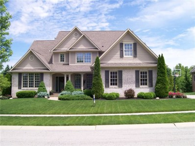 11445 Merlin Court, Fishers, IN 46037 - #: 21474687