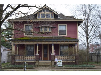 47 E Mechanic Street, Shelbyville, IN 46176 - MLS#: 21475375