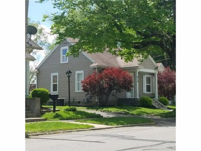819 W 11th Street, Rushville, IN 46173 - #: 21481467