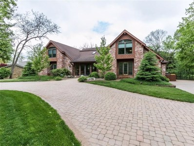 7802 Eagle Creek Overlook, Indianapolis, IN 46254 - MLS#: 21481570