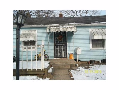 1632 W 17th Street W, Anderson, IN 46016 - #: 21485119