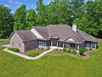 3302 Eagles Point, Martinsville, IN 46151 - #: 21486531