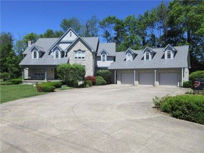 3878 E State Road 44 Road, Shelbyville, IN 46176 - #: 21490179