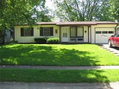 611 Hampton Lane, Chesterfield, IN 46017 - #: 21491435
