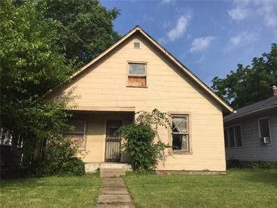 1116 N Rural Street, Indianapolis, IN 46201 - MLS#: 21492707