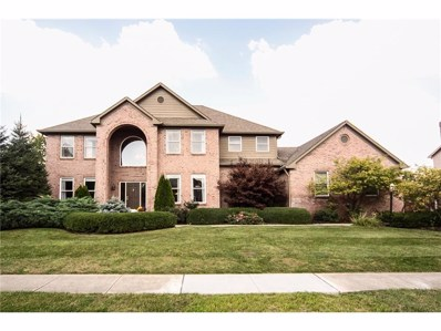 7540 Timberfield Lane, Indianapolis, IN 46259 - #: 21493710