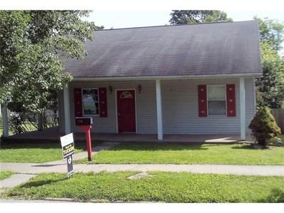 112 S Jennings Street, North Vernon, IN 47265 - #: 21494904