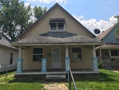 3303 W 10TH Street, Indianapolis, IN 46222 - #: 21496289