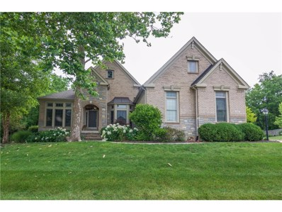 6615 Royal Oakland Drive, Indianapolis, IN 46236 - #: 21496368