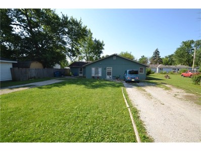 E Fifth Street, Greenfield, IN 46140 - #: 21497195