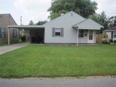 2601 S Sycamore Avenue, Muncie, IN 47302 - #: 21501247