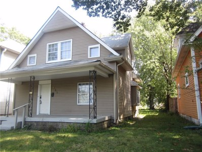 641 N Beville Avenue, Indianapolis, IN 46201 - #: 21501726