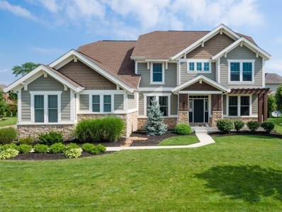 14682 Woodstone Circle, Fishers, IN 46037 - #: 21502292