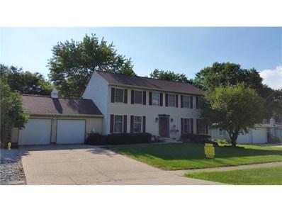 1302 Hornaday Road, Brownsburg, IN 46112 - #: 21503236