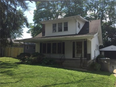 3438 Olive Street, Indianapolis, IN 46227 - #: 21503923