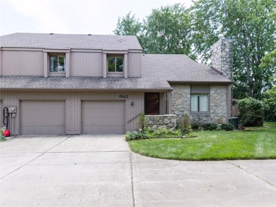 643 Conner Creek Drive, Fishers, IN 46038 - MLS#: 21504255