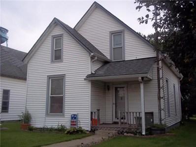 415 N Holden Street, Linden, IN 47955 - MLS#: 21504458