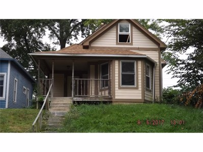 1756 E Brookside Avenue NE, Indianapolis, IN 46201 - #: 21505341