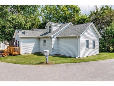 4712 W Vermont Street, Indianapolis, IN 46222 - #: 21506801