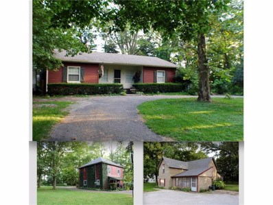 45 W Brookville Road, Fountaintown, IN 46130 - #: 21507306