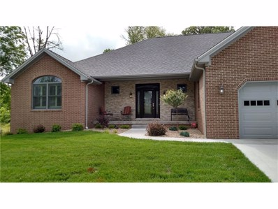 1933 Deer Creek Circle, Columbus, IN 47201 - #: 21507441