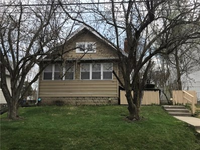 329 W 40th Street, Indianapolis, IN 46208 - #: 21508006