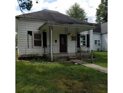 1805 S J Street, Elwood, IN 46036 - MLS#: 21509286