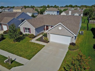 8642 Blue Marlin Drive, Indianapolis, IN 46239 - #: 21510431